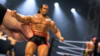 WWE Mattel Action-Figuren