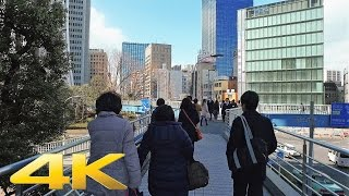 Nishi-Shinjuku to Nakanosakaue on foot - Long Take【東京・西新宿/中野坂上】 4K
