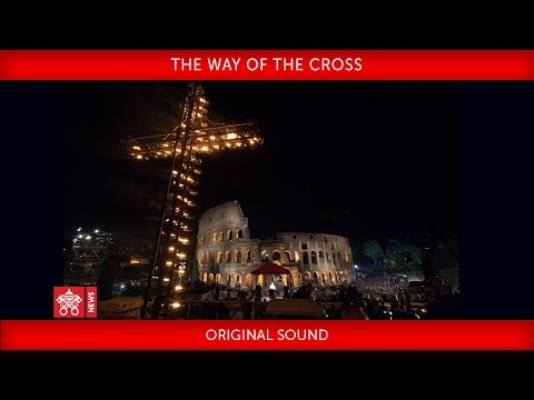 Xxx Mp4 Pope Francis The Way Of The Cross 2019 04 19 3gp Sex