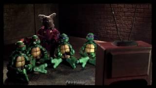 Teenage Mutant Ninja Turtles are racist
