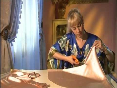 Как делать юбку пачку видео