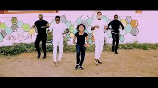 Afro leal  em Homenagem   A.  Lorena Nhate. Dance