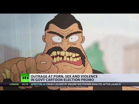 Xxx Mp4 Vile Vote Catcher Outrage At Porn Sex Violence In Danish Election Cartoon 3gp Sex
