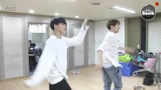Sexy dance Jimin and Jungkook