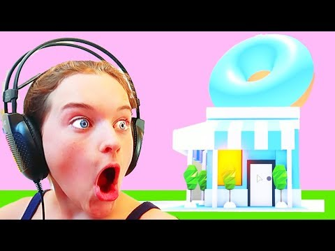 BEST DONUT HOUSE IN ROBLOX WINS Gaming w The Norris Nuts