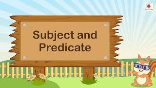Subject And Predicate In English Grammar | Periwinkle