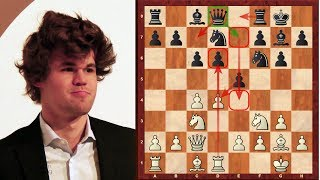 Disaster in the Chess Opening! - Kings Indian defence played too passively! - Magnus Carlsen example