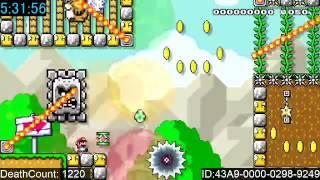 """Super Mario Maker - """"Mario"""