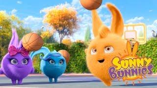 Sunny Bunnies - SPORTS | Cartoons For Children | Funny Cartoons For Children