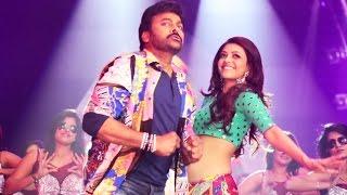 Ammadu Lets Do Kummudu Song Making Video | #khaidino150 | chiranjeevi   kajal aggarwal