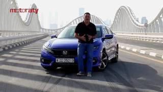 Honda Civic 2016 Test Drive 2016 تجربة قيادة هوندا سيفيك