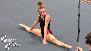 Tumbling with My Arms Again! | Elbow Surgery Recovery | Whitney Bjerken Gymnastics