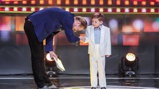 Oliver ja onu Tõnu kuldsed käed - Väikesed hiiglased - 2. saade (26. märts)