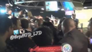 التحرش بـ هيفا وهبي في مصر اثناء عرض فلم حلاوة روح