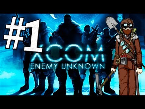 Xxx Mp4 XCOM Enemy Unknown Quot Первый контакт Quot Часть 1 Ironman 3gp Sex