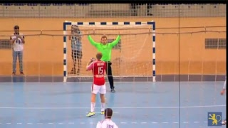 Croatia - Denmark (3rd Place) IHF Men's Youth World Championship