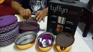 Unboxing Video Vaya Tyffyn