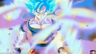Dragon Ball Z:Resurrection F 2015-Detailed Summary! Goku & Vegeta's New GOD Transformation CONFIRMED