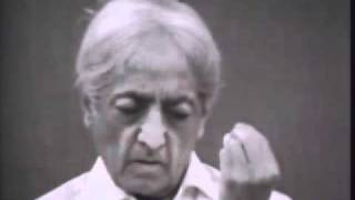 Jiddu Krishnamurti: In Total Silence The Mind Comes Upon The Eternal