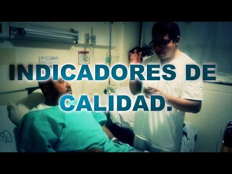 INDICADORES DE CALIDAD EN ENFERMERIA /CUIDANET