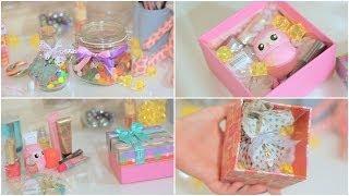 Креативное подарки с днем рождения подруге 363
