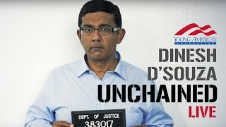 Dinesh D'Souza UNCHAINED at Vanderbilt University