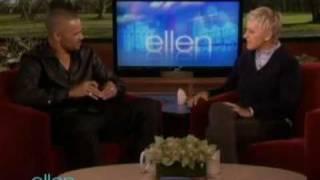 Shemar Moore - The Ellen DeGeneres Show - 28.01.2011