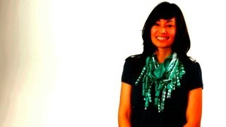 How to Pull & Knot T-Shirt Scarf Fringe   No-Sew Crafts