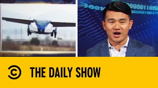Turns Out Flying Cars Actually Kind Of Suck - The Daily Show | Comedy Central