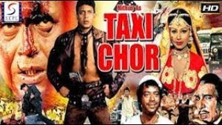 Taxi Chor || Full Hindi Movie ||  Bollywood Hindi Action Movie
