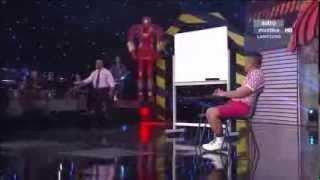 Maharaja Lawak Mega 2013 - Akhir - Tema Muzikal - Jambu