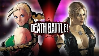Cammy VS Sonya | DEATH BATTLE! (Street Fighter VS Mortal Kombat)