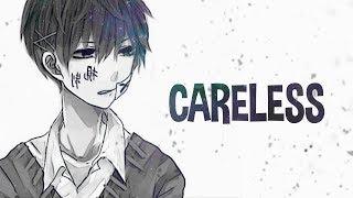 Nightcore - Careless (Lyrics)