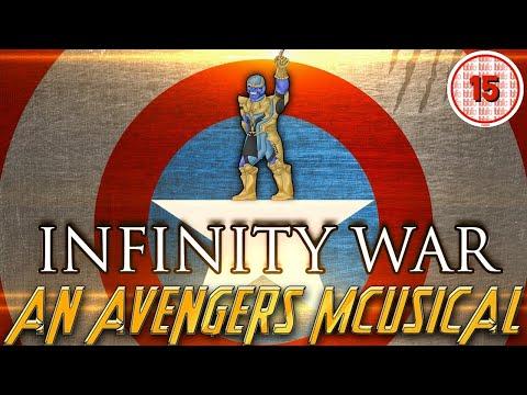Infinity War  Hamilton Song Parody (Feat. RoyishGoodLooks) | Disney Avengers Parody