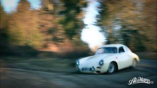 LEGENDARY -  A Porsche 1955 Pre A drive around my area