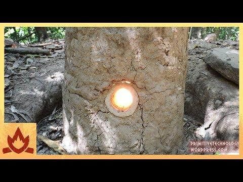 Primitive Technology: Natural Draft Furnace