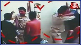 Watch: How Indore Police Resorts To Violent Methods