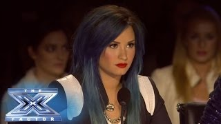 Demi Makes a Difficult Decision - THE X FACTOR USA 2013