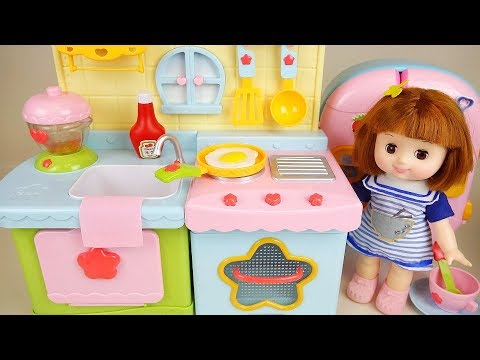 Xxx Mp4 Baby Doll Kitchen And Cooking Food Play Baby Doli House 3gp Sex