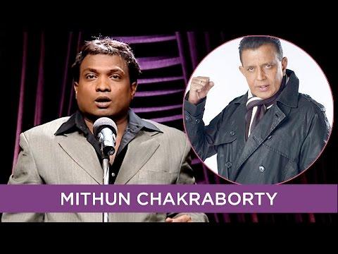 Sunil Pal Talks About Mithun Chakraborty   B4U Comedy