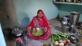 यूपी स्टाइल मटर का निमोना बनाने की विधि   Matar Nimona Recipe In Hindi   UP Style Qatar Nimona.