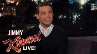 Rami Malek Ran Into Ex Immediately After Winning An Emmy
