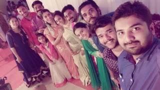 Sreejith & Anusree Engagement Moments