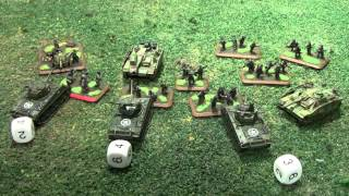 Flames of War (V3) Tutorial Part 12: Assault Part 2