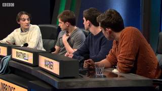 University Challenge S44E37 (Final) Magdalen - Oxford vs Gonville & Caius - Cambridge