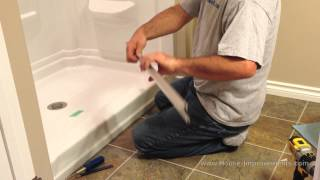 How To Install Glass Sliding Shower Doors