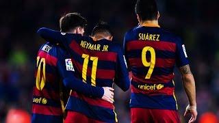 MSN - Best Skills & Goals 2016  Messi●Suarez●Neymar  HD
