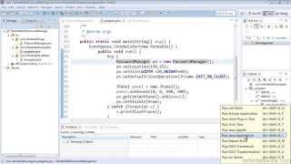 Eclipse Java IDE Tutorial | Running The Program