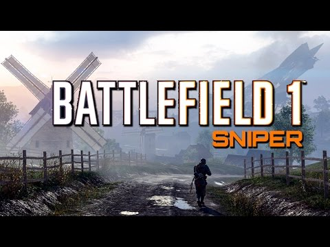 watch Battlefield 1: 53 Kills - Sniper Conquest (PS4 PRO Sniping Gameplay)