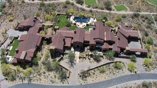 Most Expensive Luxury Homes in U.S. 24.5 Million Dollar House in Scottsdale, AZ Real Estate Video